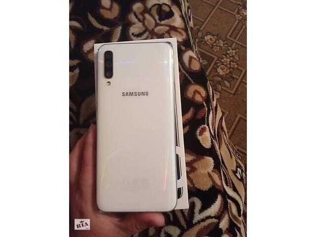 Продам Samsung A50, 128gb СВОЕЙ ПАМЯТИ .- объявление о продаже  в Казатине