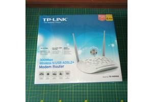 Продам Wi-Fi роутер с ADSL2+ модемом и портом USB TP-LINK TD-W8968