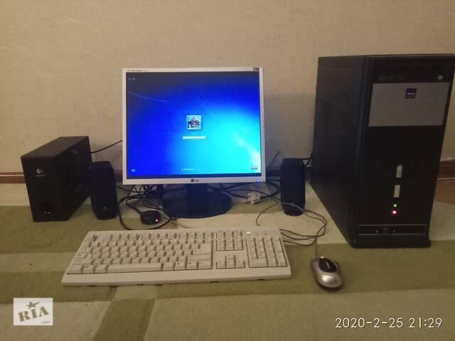 Продаю домашний компьютер в комплекте