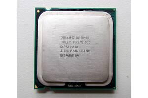 Процесор Core 2 Duo E8400