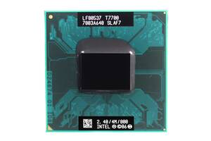 Процессор Intel Core 2 Duo T7700 (2,40 ГГц)