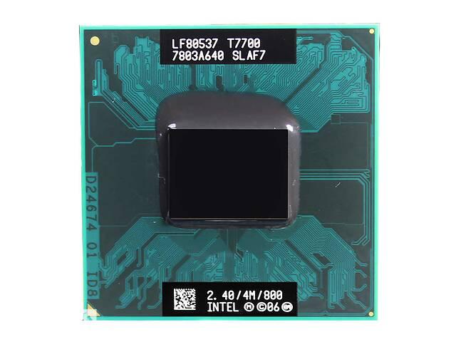 Процессор Intel Core 2 Duo T7700 (2,40 ГГц)- объявление о продаже  в Николаеве