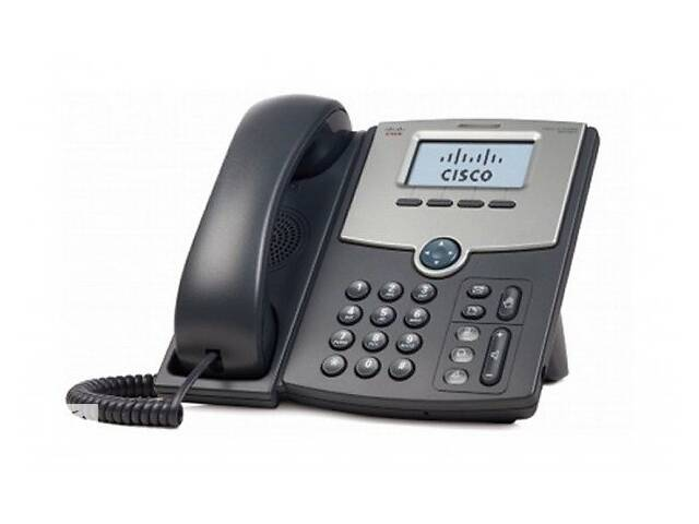 Проводной IP-телефон Cisco SB SPA502G 1 Line IP Phone With Display, PoE, PC Port REMANUFACTURED- объявление о продаже  в Киеве