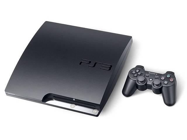 купить бу PS3 Slim 160gb в Киеве