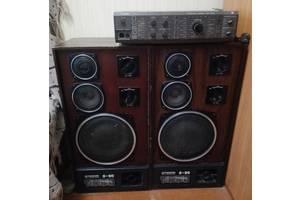 Radiotehnika S-90 і підсилювач& laquo; Корвет 100У-068с& raquo;