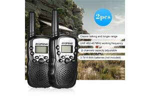 Рация Baofeng BF-T3 T3 2 шт. Портативная радиостанция