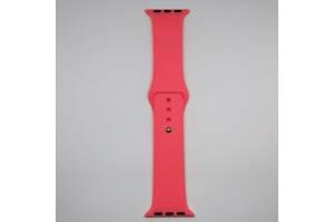 Ремешок Apple Watch 38mm M/L silicone Sweet pink