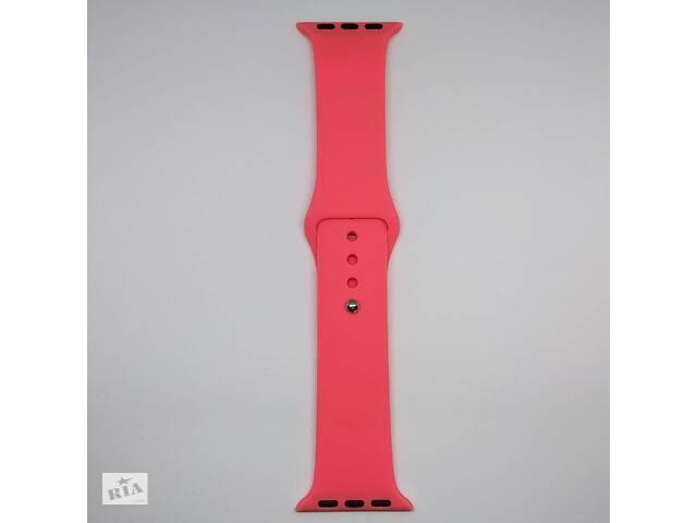 бу Ремешок Apple Watch 38mm M/L silicone Sweet pink в Харькове