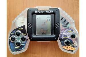 Ретро игра Space Intruder, видеоигра, раритет, антиквариат, PS4