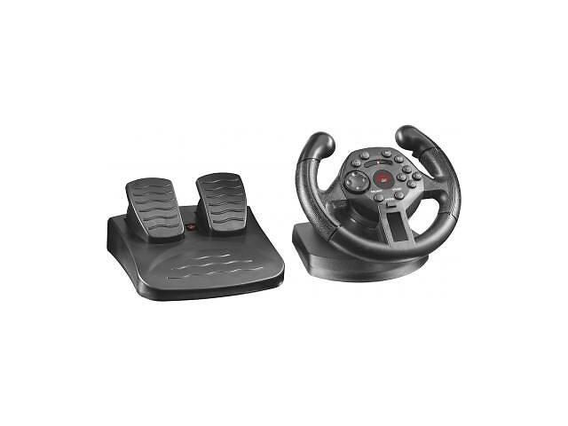 бу Руль Trust GXT 570 Compact Vibration Racing Wheel (21684) в Харькове