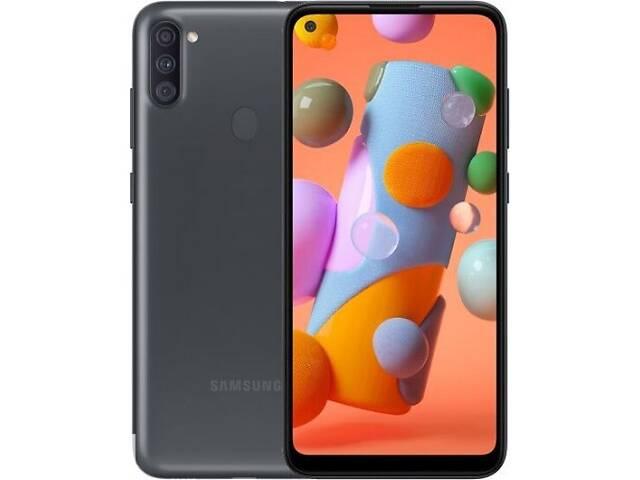 бу Samsung Galaxy A11 SM-A115 Black (SM-A115FZKNSEK) UA (Код товара:11000) в Харькове