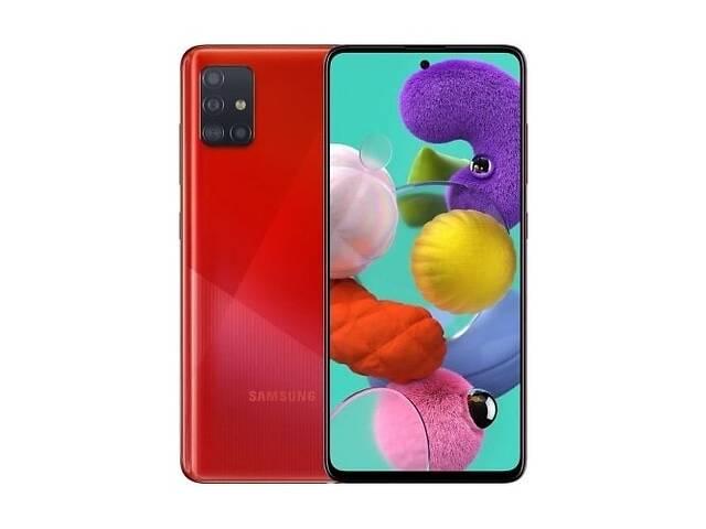 Samsung Galaxy A51 SM-A515F 6/128GB Red (SM-A515FZRW) UA (Код товара:10273)- объявление о продаже  в Харькове