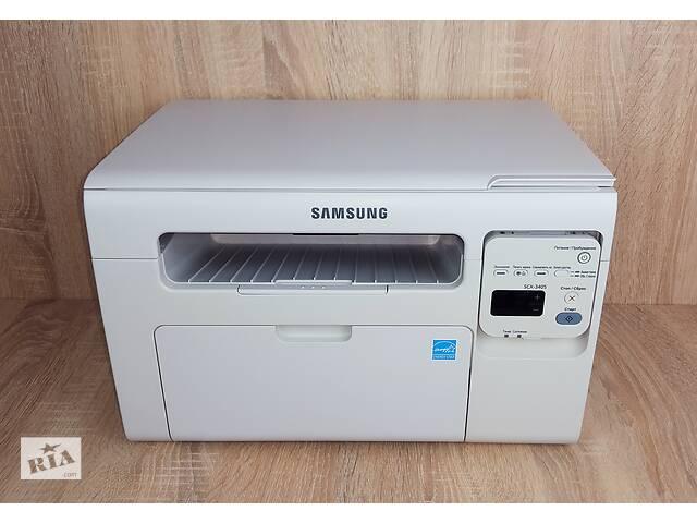 продам Samsung SCX-3405 В отличном состоянии. Гарантия!!! бу в Киеве