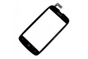 Сенсор (Touch screen) Nokia 610 Lumia чёрный