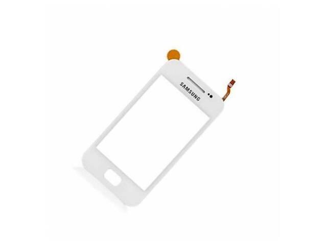 купить бу Сенсор (Touch screen) Samsung S5830 GALAXY ACE белый оригинал в Харькове