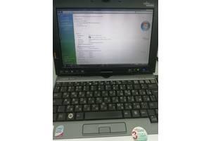 Сенсорный ноутбук трансформер Fujitsu-Siemens P1610