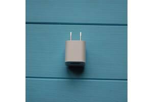 Сетевое зарядное устройство Apple iPhone (Американская вилка) 1000mAh Copy