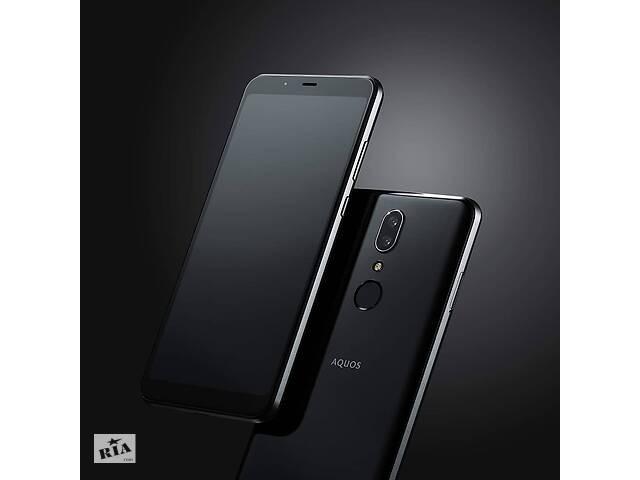 продам Sharp Aquos V 4/64Gb Black Snapdragon 835 Adreno 540 + Навушники. бу в Львове