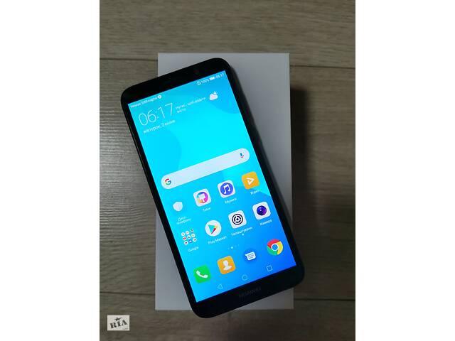 Смартфон Huawei Y5 2018 DRA-L21 (Blue) dual sim
