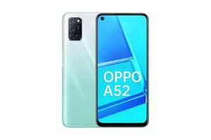Смартфон OPPO A52 4/64GB Dual Sim Stream White