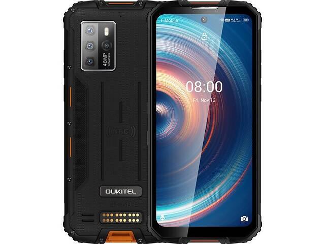 купить бу Смартфон Oukitel WP10 8/128GB Orange в Киеве