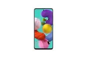 Смартфон Samsung Galaxy A51 4/64 Gb Dual Sim Black (SM-A515FZKUSEK)