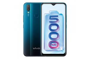 Смартфон Vivo Y11 3/32GB Mineral Blue