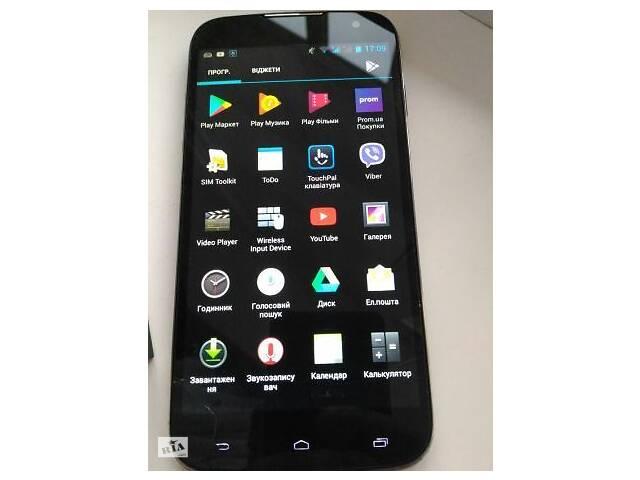Смртфон Gigabyte GSmart Saga S3 Black- объявление о продаже  в Новояворовске