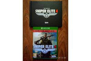 Sniper Elite 4 + Art Book для Xbox One