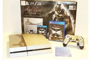 Sony PlayStation 4 Batman Limited edition