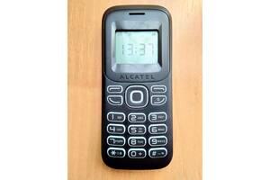Сотовый телефон Alcatel OneTouch 132 черный, смартфон