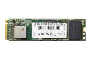 SSD накопитель AMD Radeon M.2 R5 240GB NVMe PCIe 3.0 x4 2280 3D TLC (R5MP240G8)