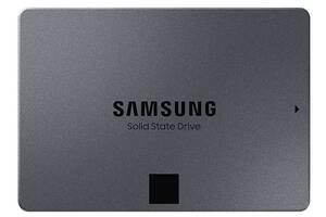 SSD накопитель Samsung 870 QVO 1TB SATAIII 3D NAND (QLC MZ-77Q1T0BW) (6584758)