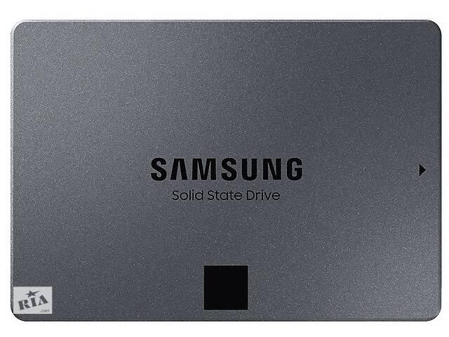 SSD накопитель Samsung 870 QVO 1TB SATAIII 3D NAND (QLC MZ-77Q1T0BW) (6584758)- объявление о продаже  в Киеве