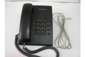 стационарный телефон Panasonic KX-TS2350 черный