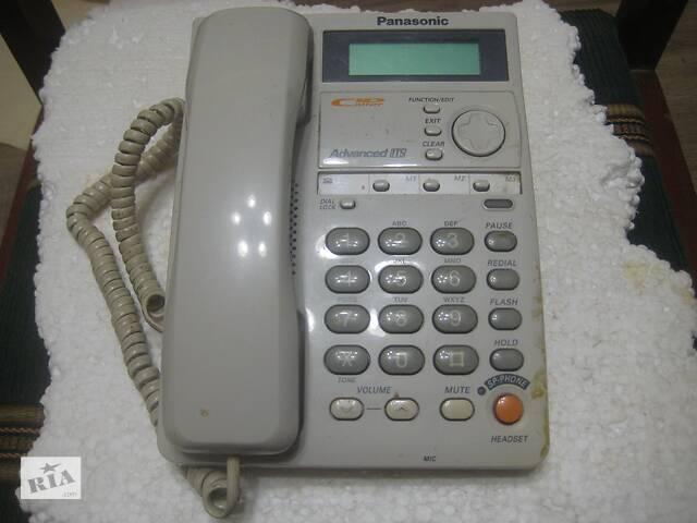 продам Стационарный телефон Panasonic бу в Ромнах