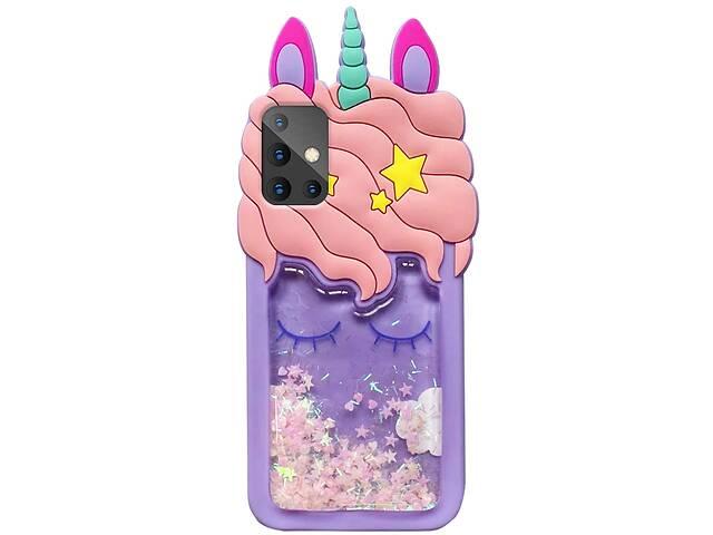 Силиконовый чехол Unicorn 3D для Samsung Galaxy A71- объявление о продаже  в Одессе