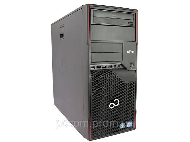 бу Системный блок БУ Fujitsu Celsius W420 4х ядерный Core I7 3770 16GB RAM 500GB HDD в Киеве