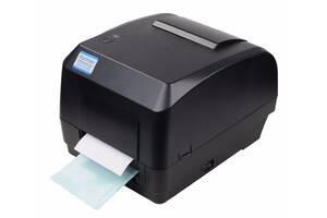 Термотрансферный принтер (термопринтер) для печати этикеток, бирок, ценников - XP-H500B