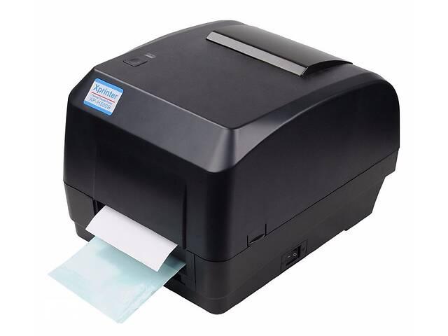 продам Термотрансферный принтер (термопринтер) для печати этикеток, бирок, ценников - XP-H500B бу в Житомире