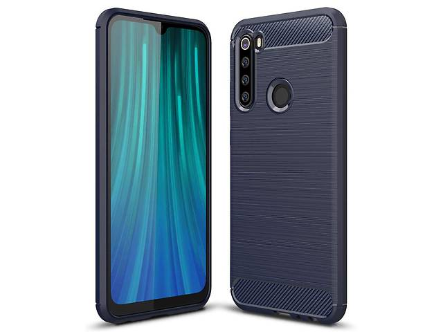 купить бу TPU чехол iPaky Slim Series для Xiaomi Redmi Note 8 в Одессе