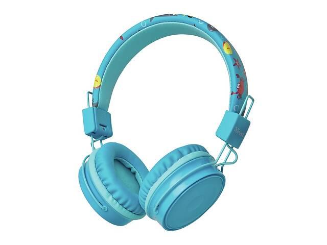 купить бу Trust Comi Kids Over-Ear%5b%5d Trst23128 в Киеве