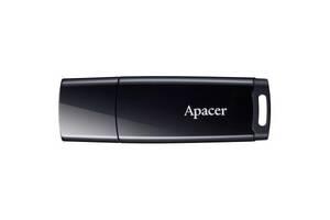 USB флеш накопитель Apacer 16GB AH336 Black USB 2.0 (AP16GAH336B-1)