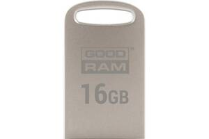 USB флеш накопитель GOODRAM 16GB Point Silver USB 3.0 (UPO3-0160S0R11)