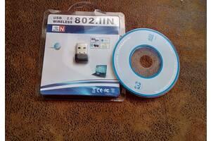 USB Wi-Fi adapter mini Ralink 7601