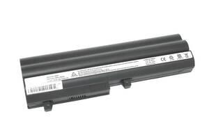 Усиленная аккумуляторная батарея для ноутбука Toshiba PA3730U-1BRS Satellite NB200 10.8V Black 7800mAhr