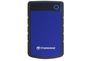 "Внешний жесткий диск 2.5"" 1TB Transcend (TS1TSJ25H3B)"