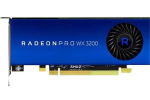 Видеокарта HP Radeon Pro WX 3200 4GB (4)mDP (6YT68AA)