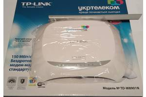 Wi-Fi роутер от Укртелеком