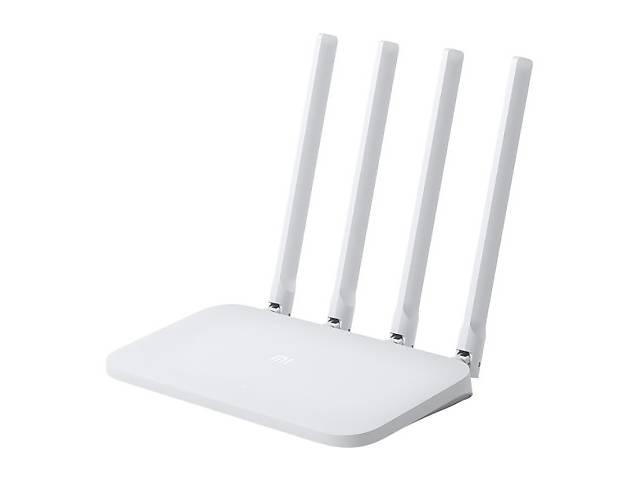купить бу Wi-Fi роутер Xiaomi Mi WiFi Router 4C White  в Украине